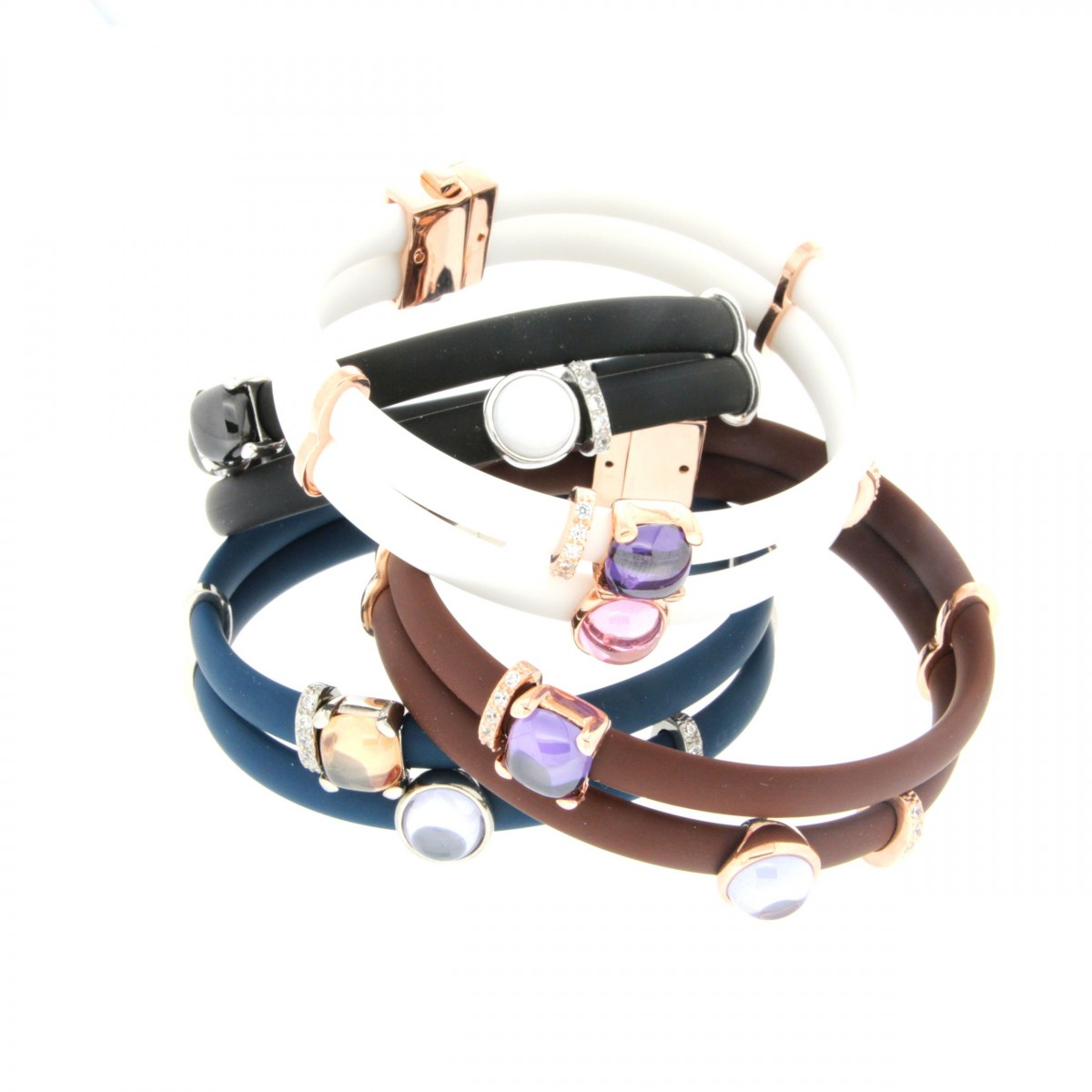 Silver bracelet tit. 925m.