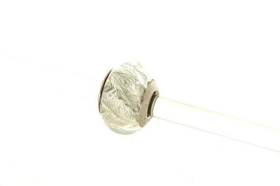 Murrina in argento tit. 925m.