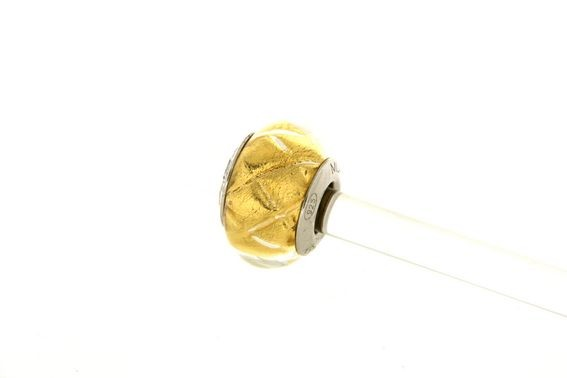 'Murrina' in silver tit. 925m.