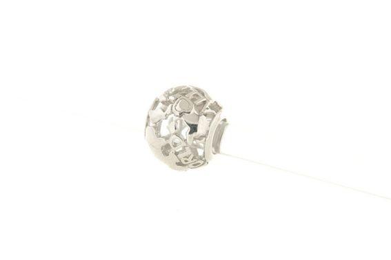 Ciondolo in argento tit.925m.