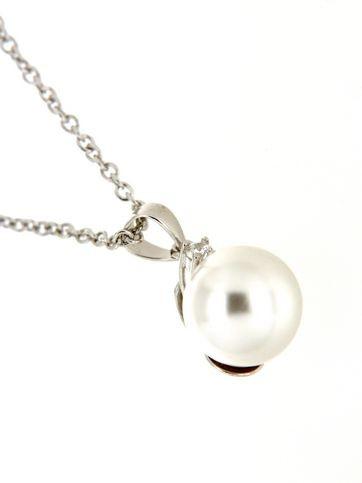 Collana in argento tit. 925m