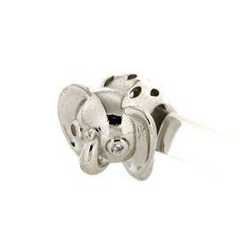 Ciondolo in argento tit. 925m. - CHA5