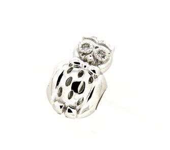Ciondolo in argento tit. 925m - CHA3