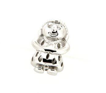 Ciondolo in argento tit. 925m. - CHA16