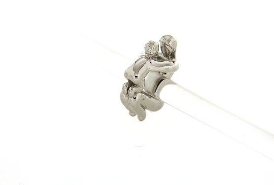 Ciondolo in argento tit. 925m. - CHA15