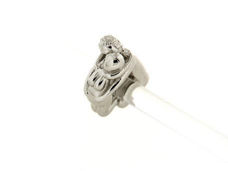 Ciondolo in argento tit. 925m. - CHA14