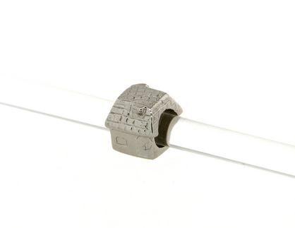 Pendant in silver tit.925m. - CHA22