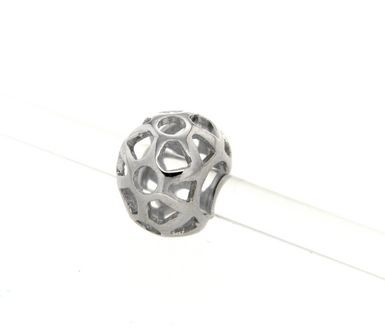 Ciondolo in argento tit. 925m. - CHA145