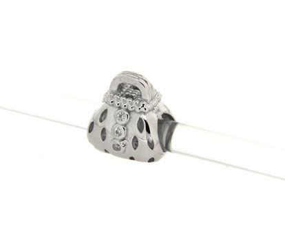 Ciondolo in argento tit. 925m. - CHA139
