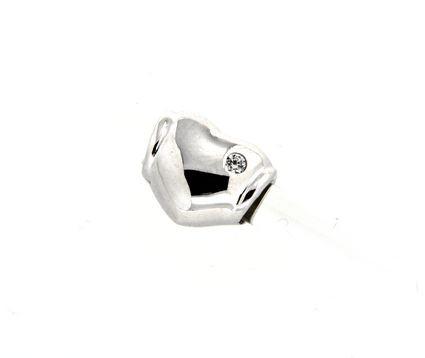 Pendant in silver tit. 925m. - CHA140