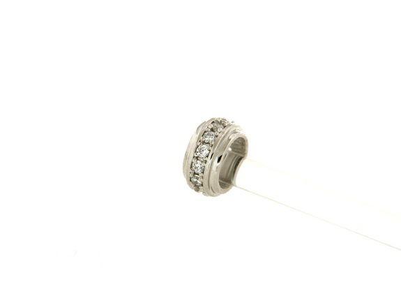 Pendant in silver tit. 925m. - CHA44