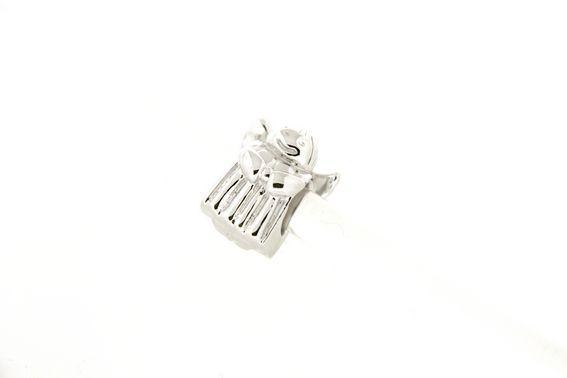 Ciondolo in argento tit. 925m. - CHA209