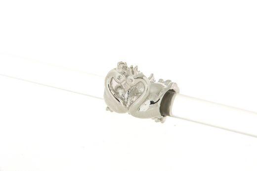 Pendant in silver tit. 925m. - CHA214