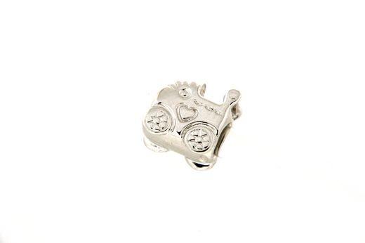 Ciondolo in argento tit. 925m - CHA213
