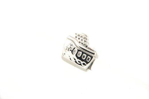 Ciondolo in argento tit. 925m. - CHA219