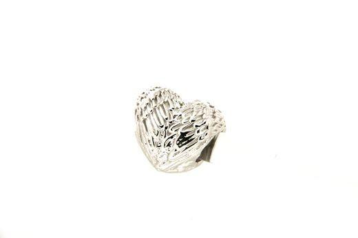 Pendant in silver tit. 925m. - CHA217