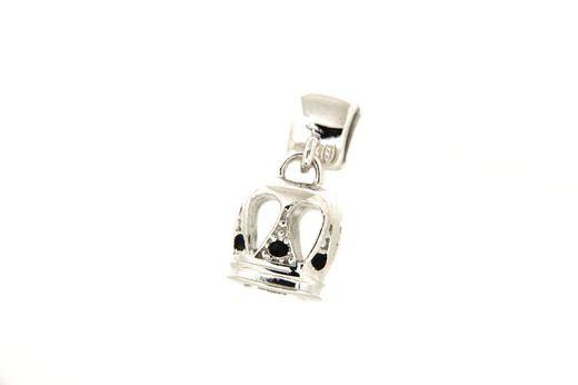 Ciondolo in argento tit. 925m. - CHA215