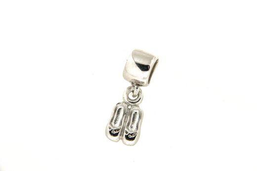 Pendant in silver tit. 925m. - CHA220
