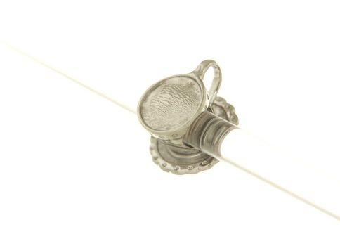 Ciondolo in argento tit. 925m. - CHA224