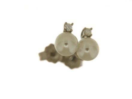 Orecchini in argento tit. 925m. - OR18R