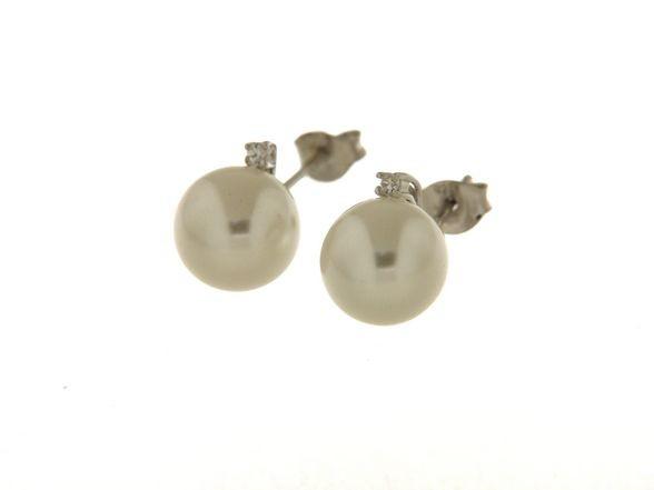Orecchini in argento tit. 925m. - OR20R