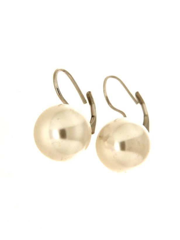 Earrings in silver tit. 925m. - OR14R