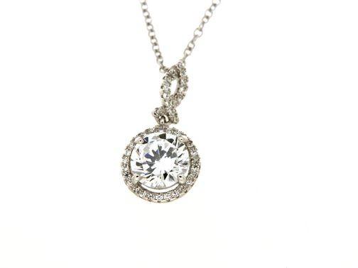 Collana in argento tit. 925m. - KL5R