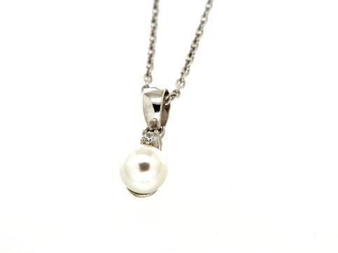 Collana in argento tit. 925m. - KL6R