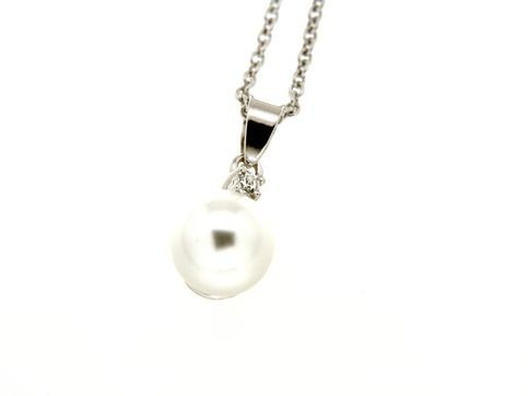 Collana in argento tit. 925m. - KL7R