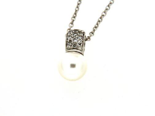 Collana in argento tit. 925m. - K111R
