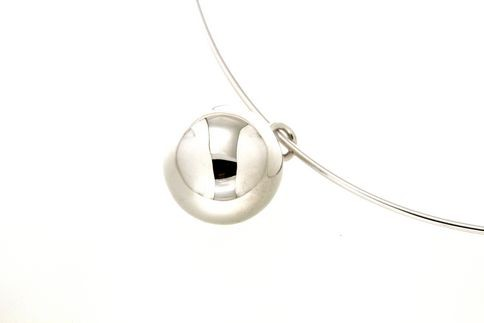Collana in argento tit. 925m. - K57R
