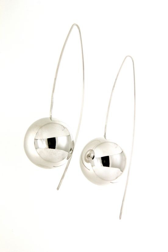 Orecchini in argento tit. 925m. - O114R