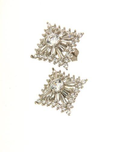 Orecchini in argento tit. 925m. - O132R