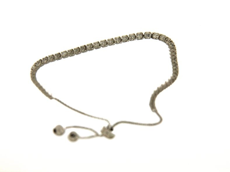 Bracciale in argento tit. 925m. - B88R