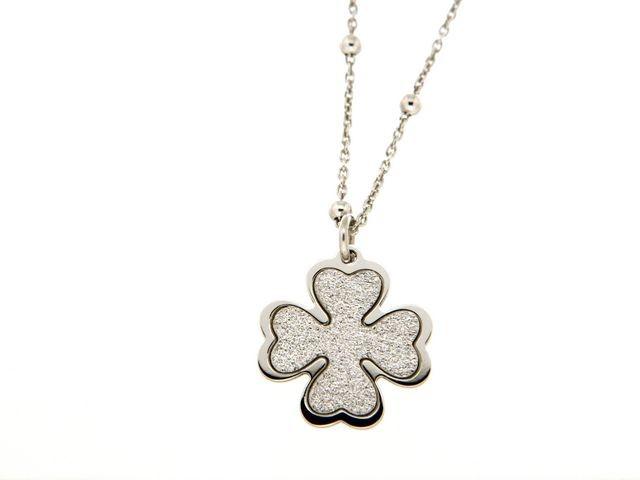 Collana in argento tit. 925m. - K87R