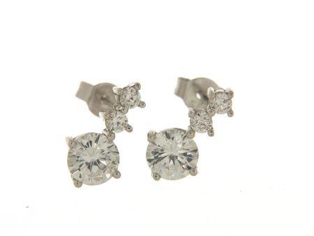 Earrings in silver tit. 925m. - OR2RK