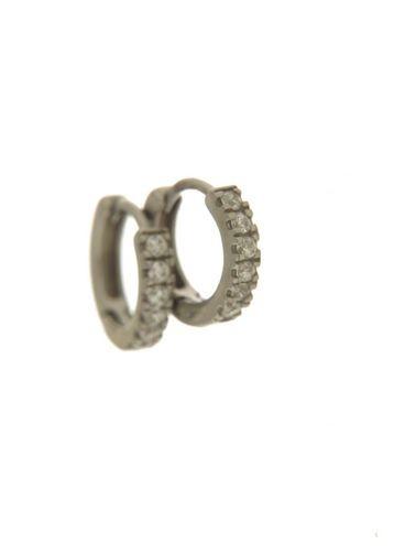 Earrings in silver tit. 925m. - OR4R