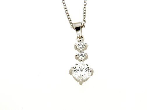 Collana in argento tit. 925m. - KL1RK
