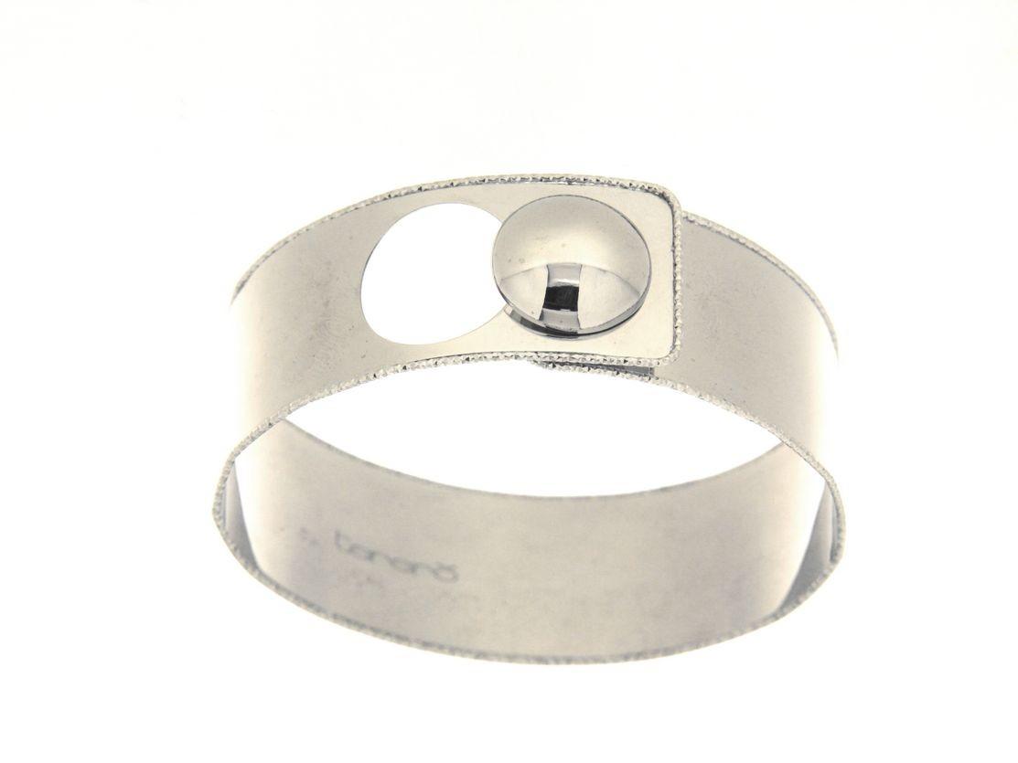 Bracciale in argento tit. 925m. - B113R