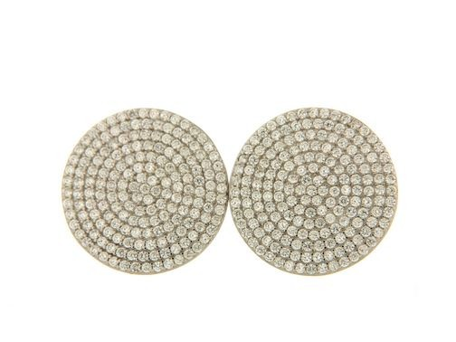 Earrings in silver tit. 925m. - O171R