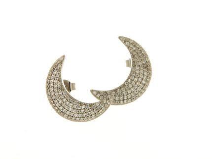 Orecchini in argento tit. 925m. - O169R