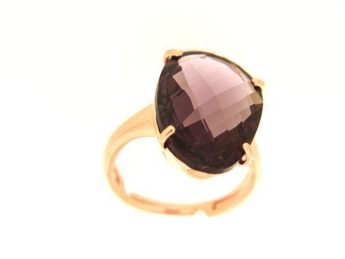Anello in argento tit. 925m. - A181P1