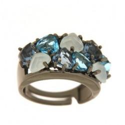 Anello in argento tit. 925m