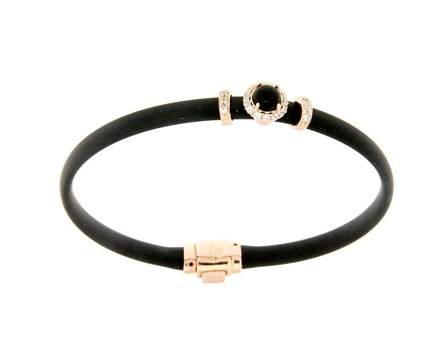 Bracelet in silver tit. 925m. - B58PN3
