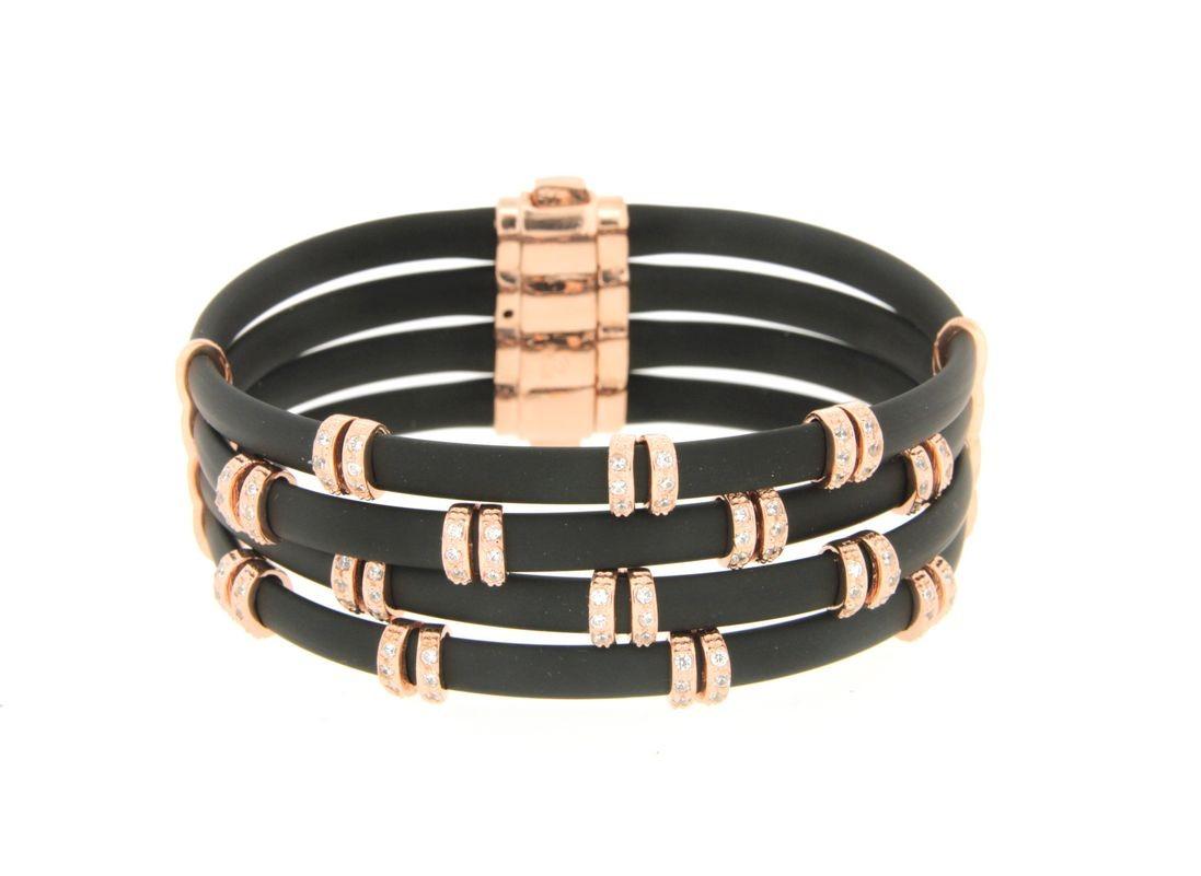 Bracelet in silver tit. 925m. - B60PN