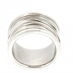 Anello in argento tit.925m