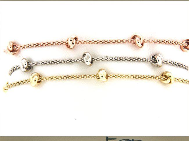 Bracelet i silver tit. 925m.