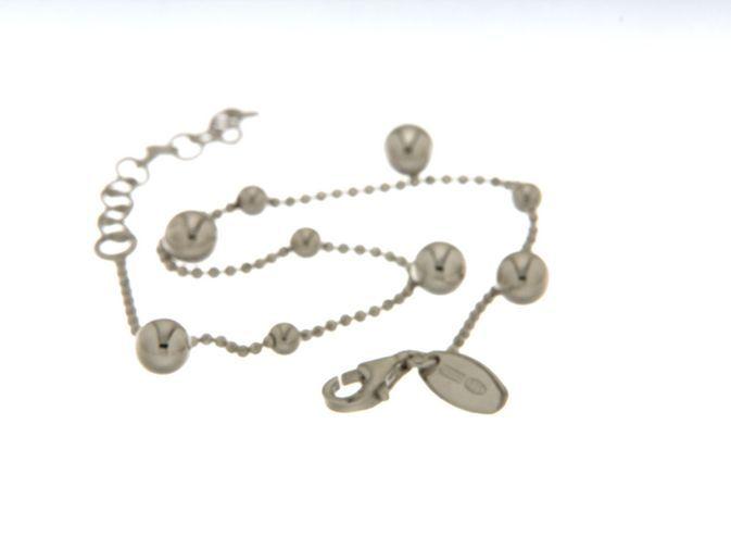Bracciale in argento tit. 925m.