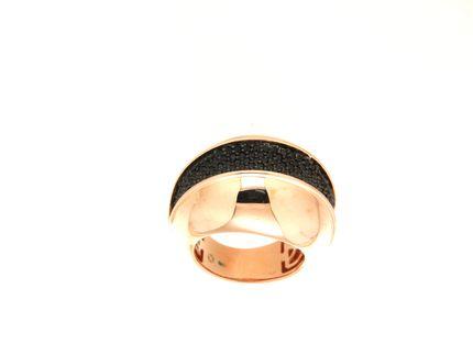 Anello in argento tit. 925m. - A197P