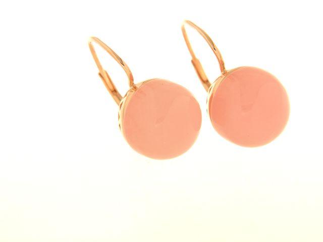 Earrings in silver tit. 925m. - O195P6